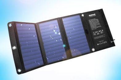 nekteck solar charger