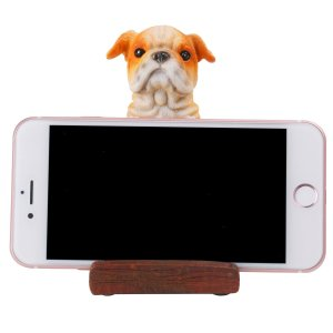 Universal Dog Shaped Cellphone Stand by Plinrise