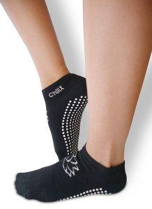 Non Slip Yoga Pilates Socks by Chillx