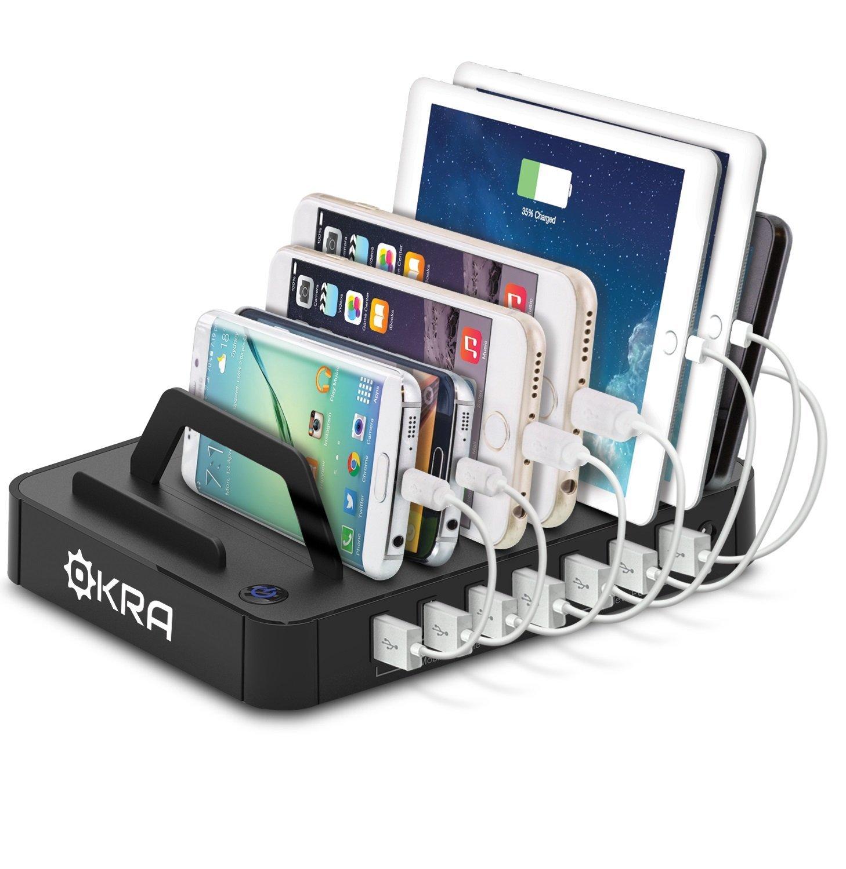 Okra 7 Port USB ChargingStation