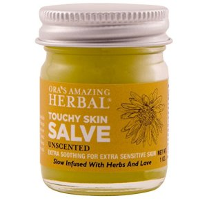 Ora's Amazing Herbal Touchy Skin Salve