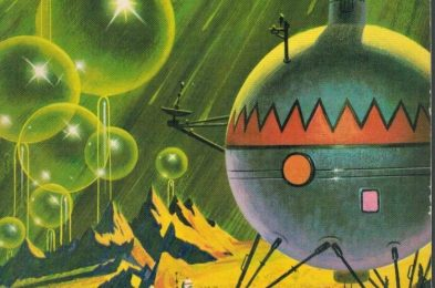 out of the silent planet vintage cover