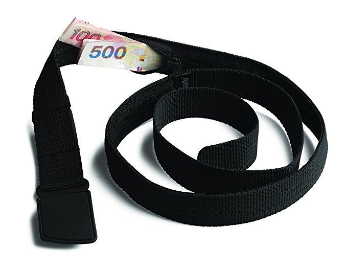 anti theft backpack travel safe bags pacsafe belt