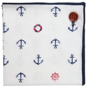 nautical pocket square