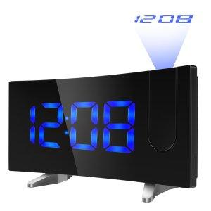 PICTEK Projector Alarm Clock