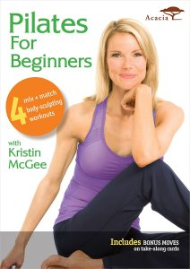 Pilates for Beginners DVD by Acacia