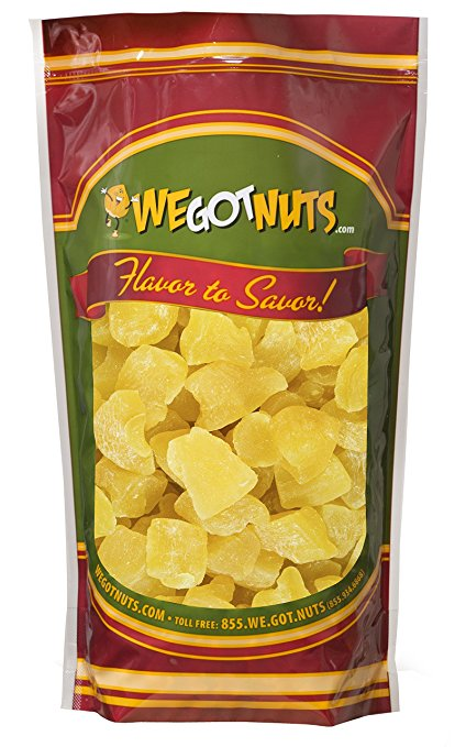 dried fruit best natural candy alternatives pineapple chunks