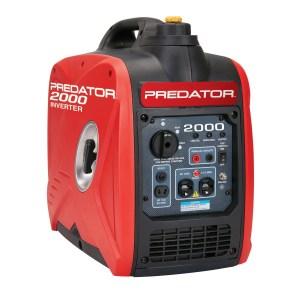 portable generator - Predator Inverter Generator