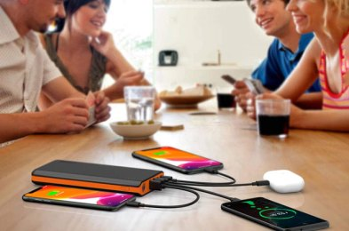 these are the best multi-charging power banks for energy-thirsty gadgets