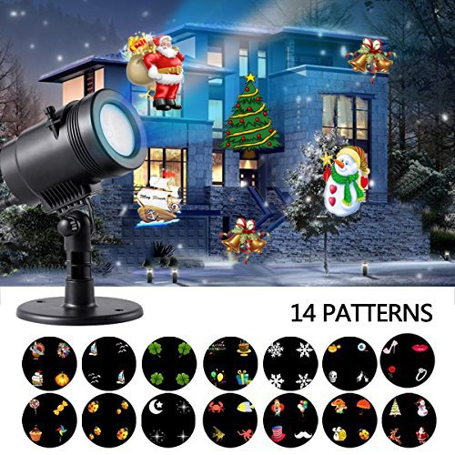 outdoor christmas lights unique lighting options for the holidays projector Halloween