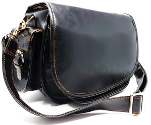 Purple Relic Women's DSLR Camera Bag
