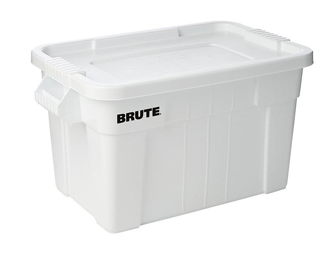 Brute Tote White