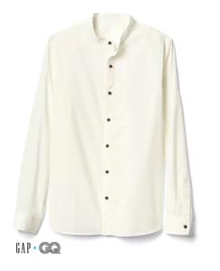 Button Up Shirt Gap GQ
