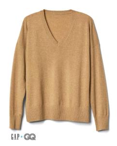 Cashmere Sweater Gap GQ