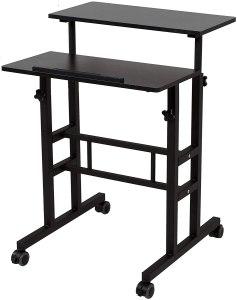 SDADI Mobile Standing Desk, best standing desk