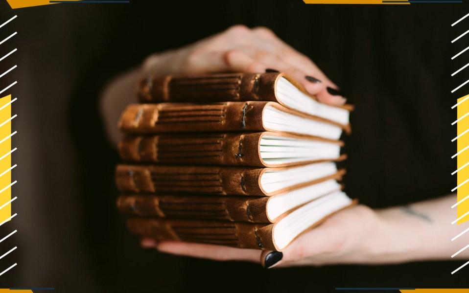Forest Nine Pocket Journal