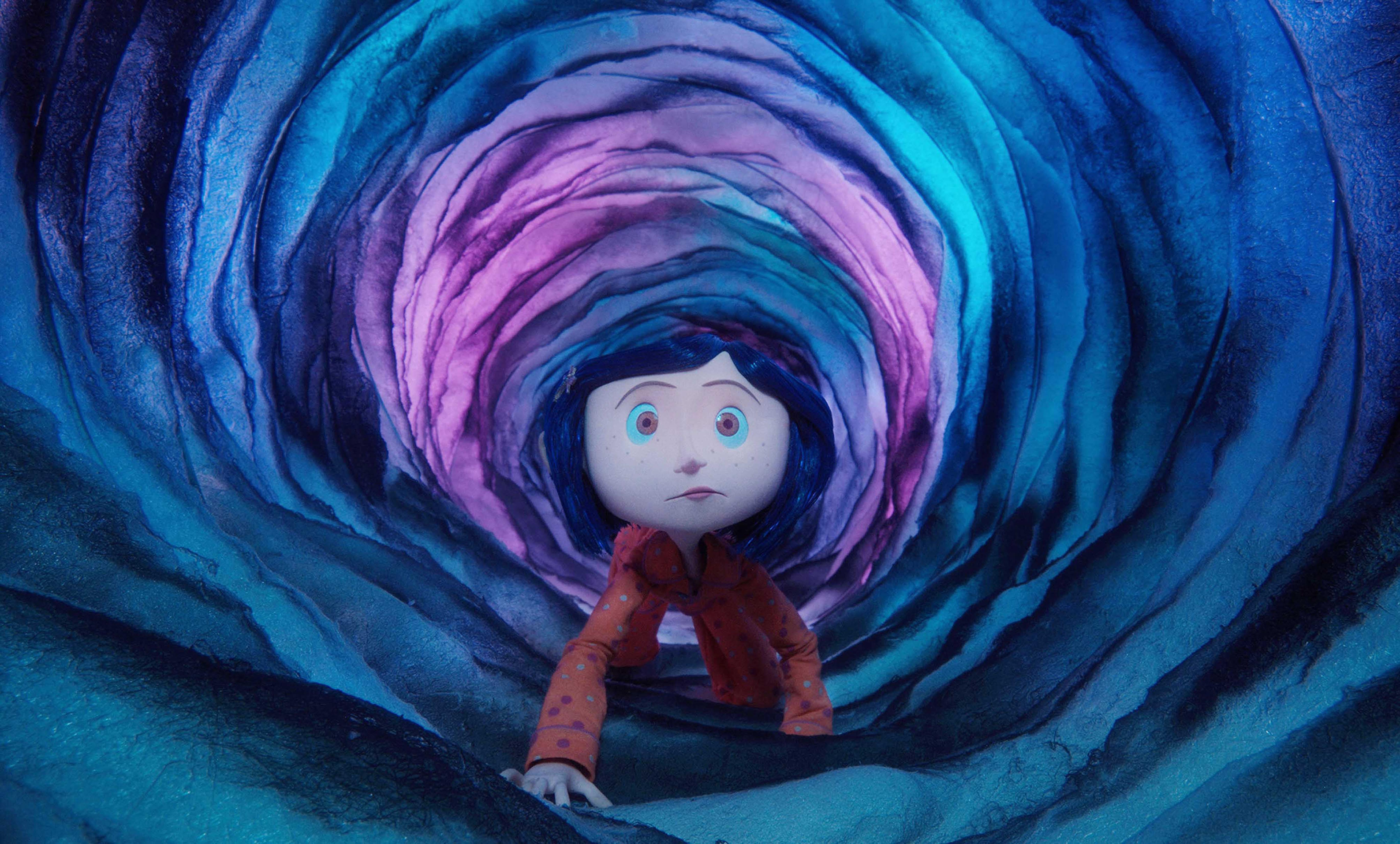Coraline movie amazon