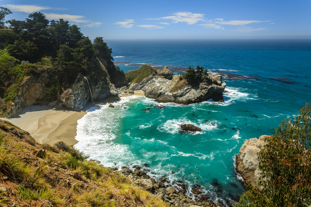 Big Sur California Proposal