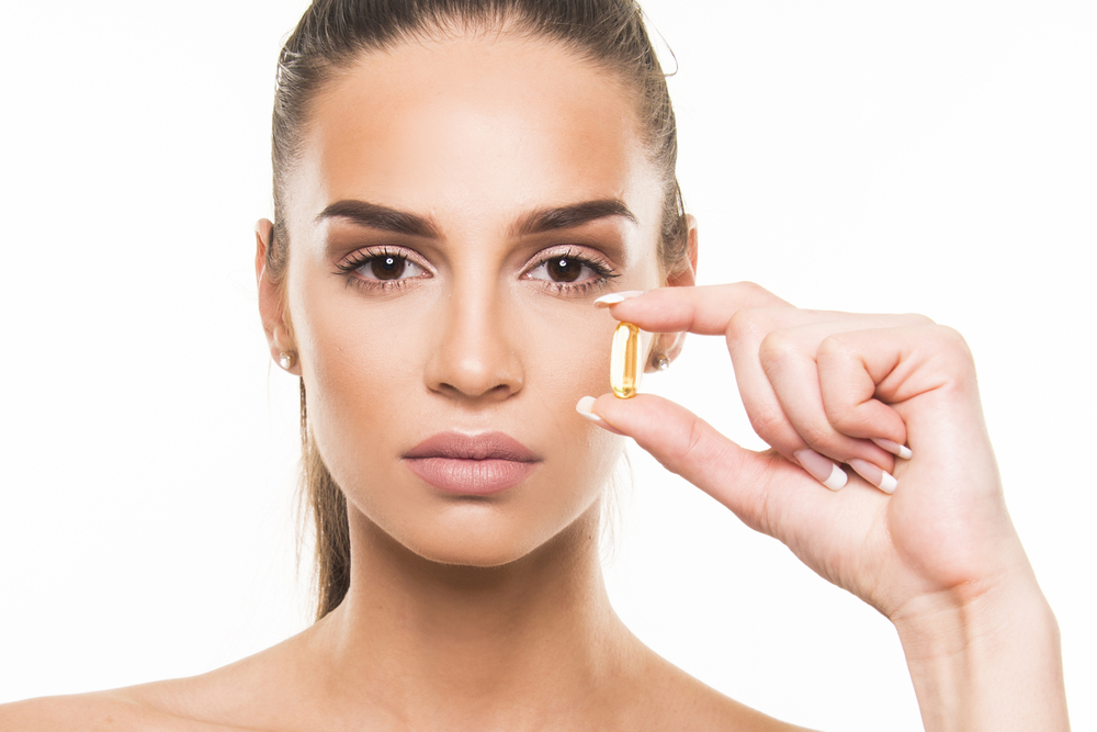 Skincare supplements ingestible beauty
