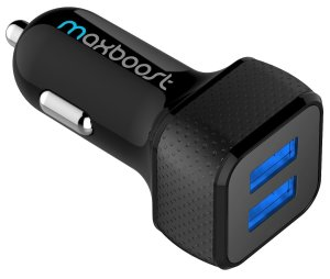 Smart Port Car Charger by Maxboost