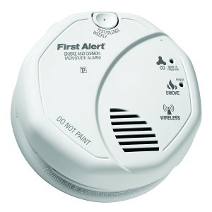 Smoke Detector : CO Alarm