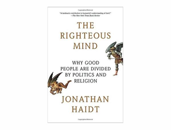 The Righteous Mind amazon