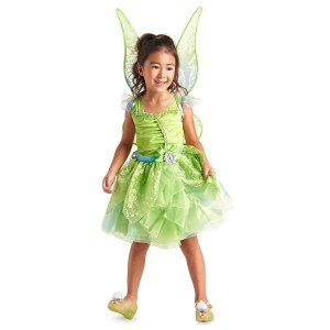 Tinkerbell costume disney store