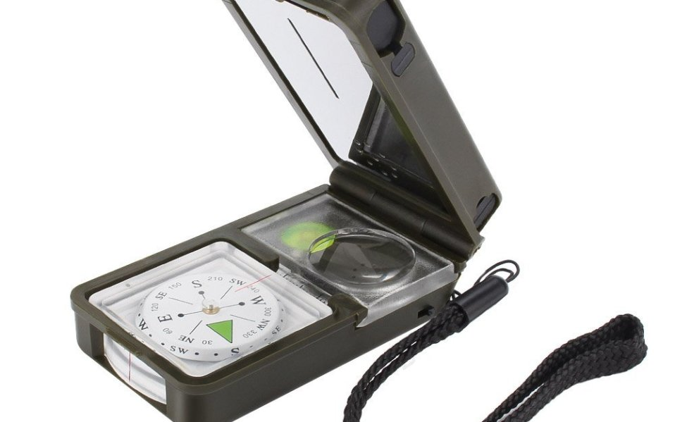 Tsumbay multi-functional compass