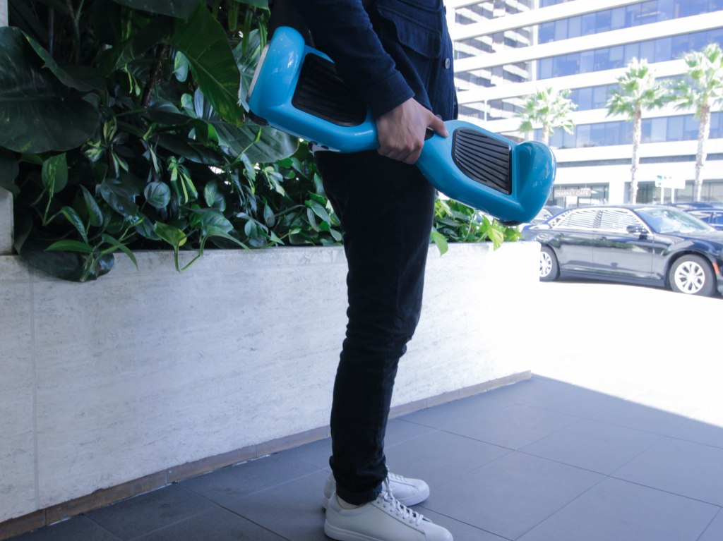 gotrax hoverboard hoverfly