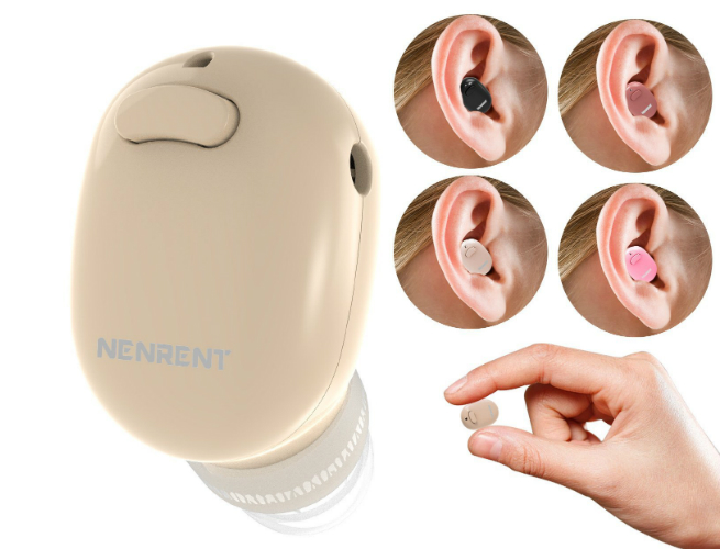 Invisible In-ears: Nenrent's S570 Bluetooth Earbud
