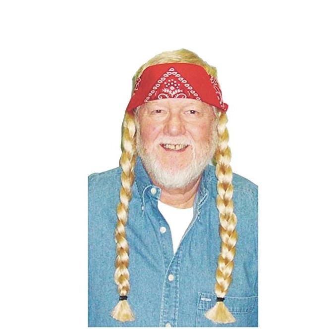 willie nelson wig amazon