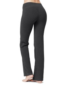 Women's Yoga Bootleg Pants by Baleaf
