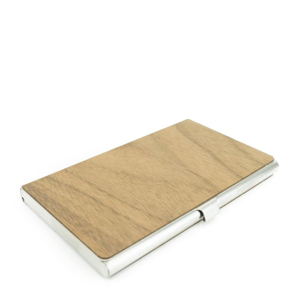 woodchuck busines card holder