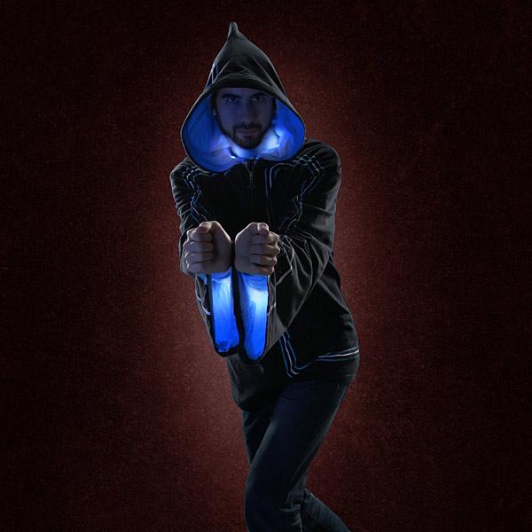 technomancer digital wizard hoodie