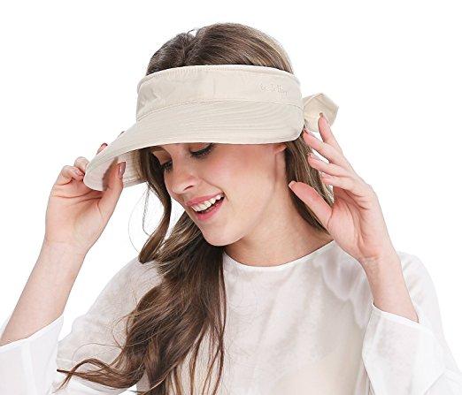 2-in-1 sun visor