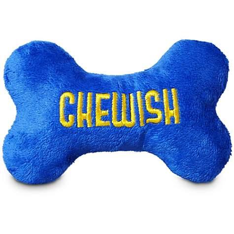 Chewish Plush Bone