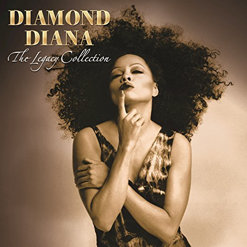 Diana Ross The Legacy Collection Album