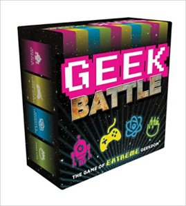 Board Game Geek Battle
