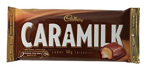Caramilk chocolate bars canada