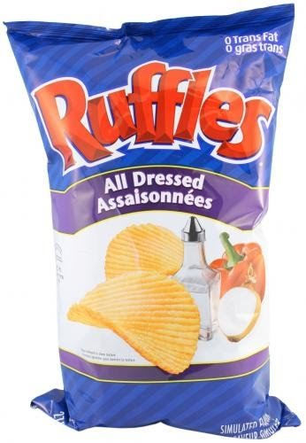 Lays all dressed chips amazon