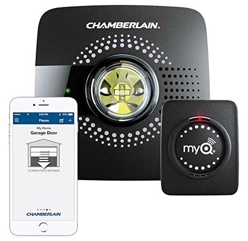 MyQ Smart Garage Door Opener Chamberlain review
