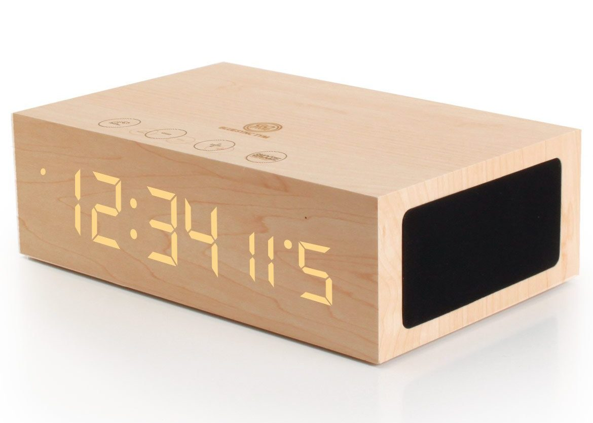 Bluetooth alarm clock amazon