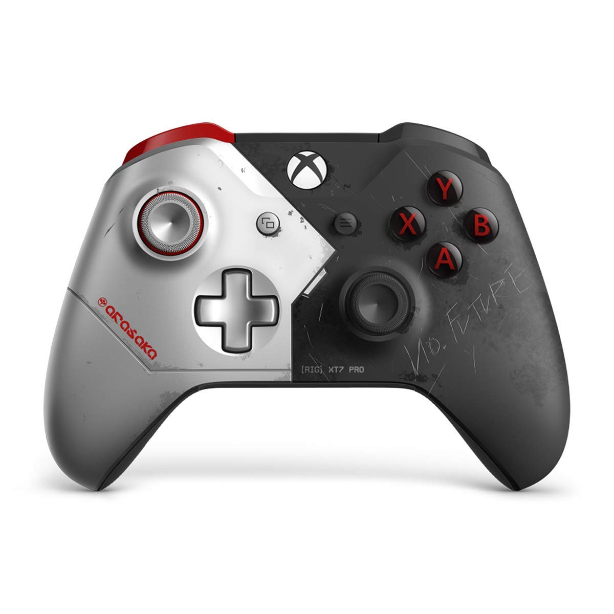 Cyberpunk 2077 Limited Edition Xbox Wireless Controller