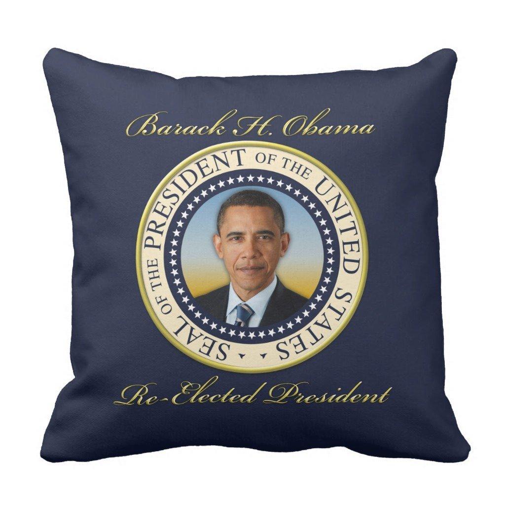 Barack Obama Pillow Amazon