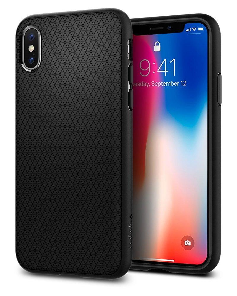 Spigen Liquid Armor iPhone X Case