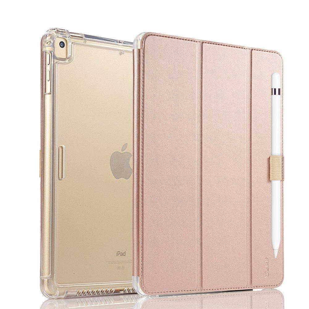 Valkit Rose Gold Smart Folio Case