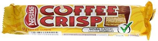 Coffee Crisp canadian snacks