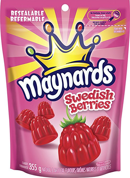 Swedish Berries amazon