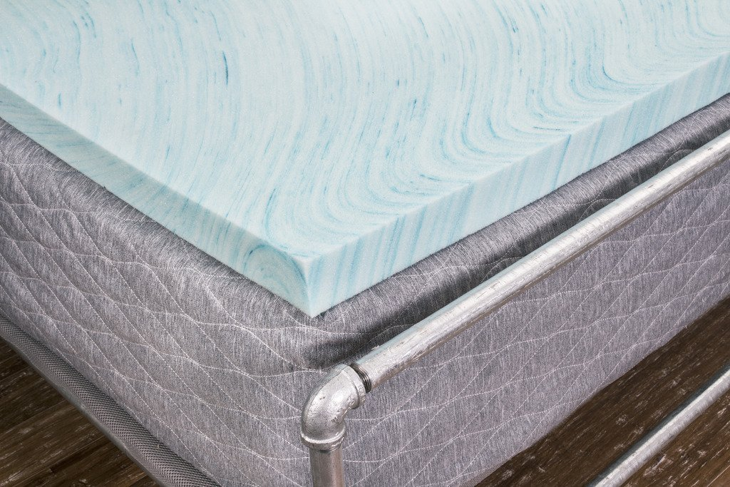dreamfoam bedding mattress topper