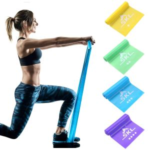 resistance bands latex-free